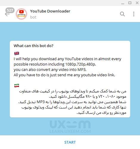 دانلود نرم افزار دانلود از یوتیوب با کیفیت بالا