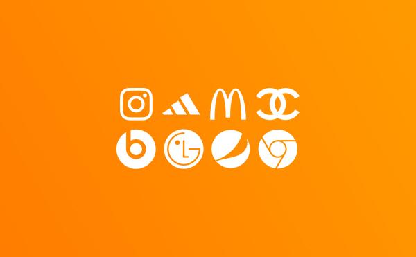 طراحی 8 لوگو معروف در ایلوستریتور
