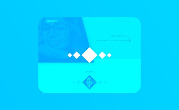 آموزش طراحی قالب سایت در فتوشاپ (1 پروژه رایگان)